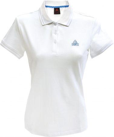 Peak ženska majica Polo F642868, M, bela