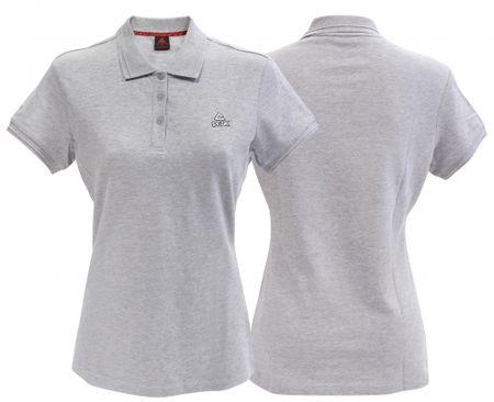 Peak ženska majica Polo F642868, M, siva
