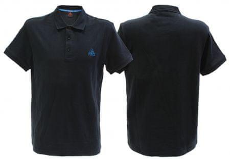 Peak moška majica Polo F642867, XL, črna