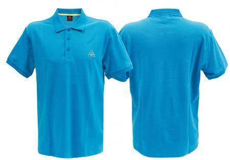 Peak moška majica Polo F642867, XXL, turkizna