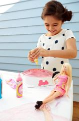 Mattel Bábika a špirálové návrhárstvo