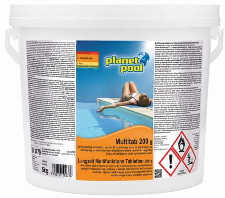 Planet Pool Multitab, 5 kg
