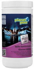 Planet Pool velike kombinirane klorove tablete, 1kg