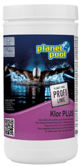 Planet Pool klor plus, 1 kg