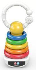 Fisher-Price Chrastítko kroužky na tyči