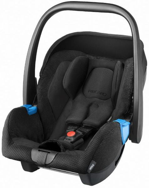RECARO Privia 2016, Black