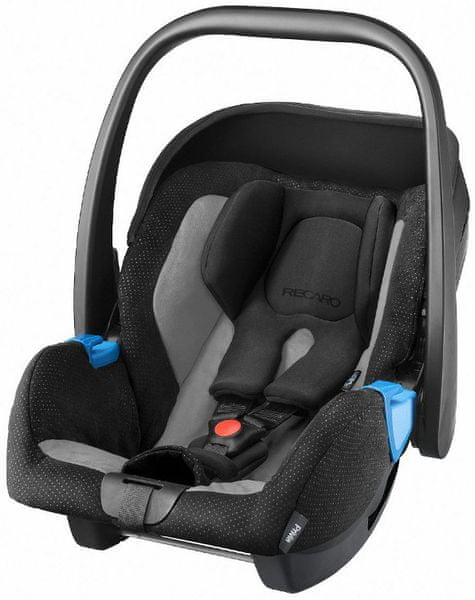 RECARO Privia 2016, Graphite