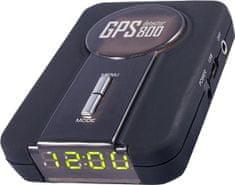 GPS 800 Beépíthető radar detektorral és antennával