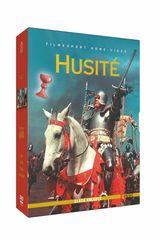Kolekce Husité: Jan Hus + Jan Žižka + Proti všem + Jan Roháč z Dubé (4DVD)   - DVD