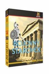 Bojovný starověk (4DVD)   - DVD