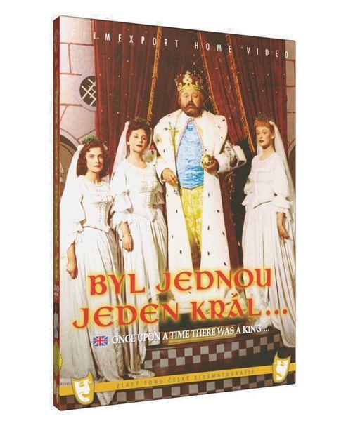 Byl jednou jeden král - DVD