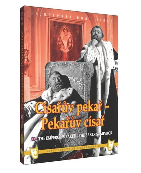 Císařův pekař - Pekařův císař (2DVD) - DVD