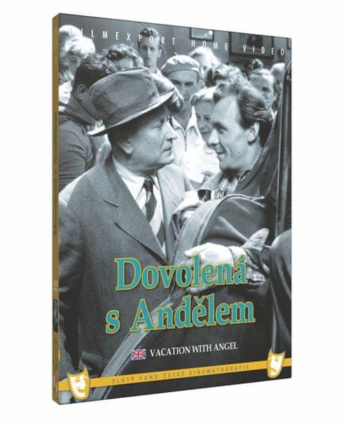 Dovolená s Andělem - DVD