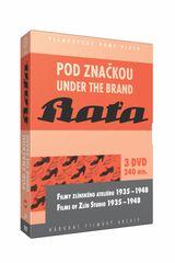 Pod značkou BAŤA (3DVD + brožura)   - DVD