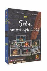 Sedm smrtelných hříchů (3 DVD)   - DVD
