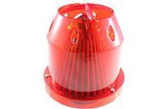 DEPO Auto Parts Sport levegőszűrő piros LG-MT2503RED