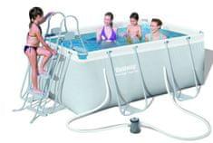 Bestway bazén s konstrukcí 2,87 x 2,01 x 1 m