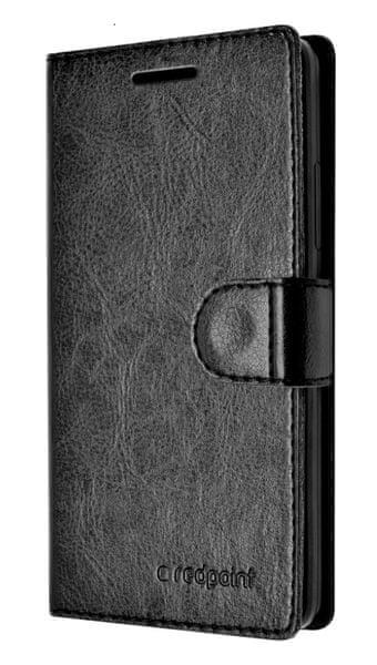 Fixed flipové pouzdro FIT, kolekce RedPoint, Lenovo Vibe K5/K5 Plus, černé