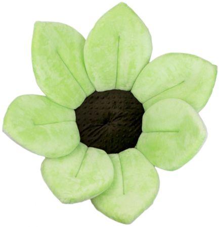 Bloomingbath Kvitnúci kúpeľ, mäkká vložka do vody, Green
