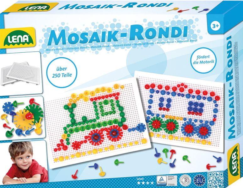 LENA Rondi & Mozaika 3 v 1