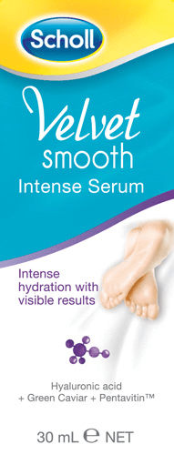 Scholl Velvet Smooth Intenzivní sérum 30 ml