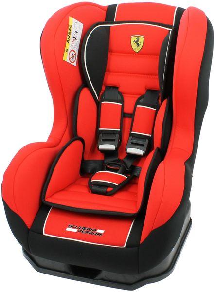 Ferrari Nania Cosmo SP 2015, Corsa