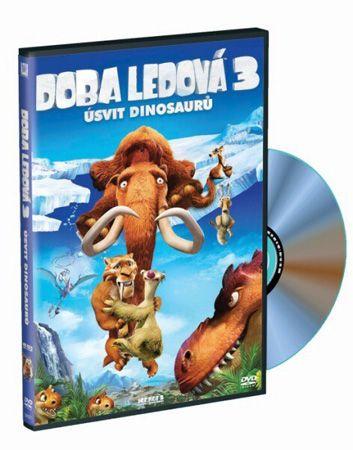 Doba ledová 3 - Úsvit dinosaurů - DVD