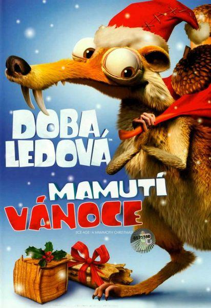 Doba ledová: Mamutí Vánoce - DVD