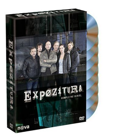 Expozitura: kolekce (8DVD)   - DVD