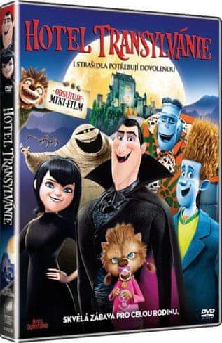Hotel Transylvánie - DVD