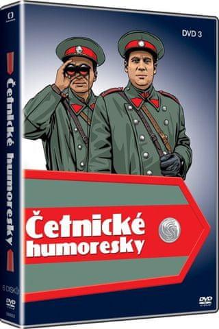 Četnické humoresky 3 - DVD