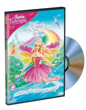 Barbie Fairytopia a kouzlo duhy - DVD