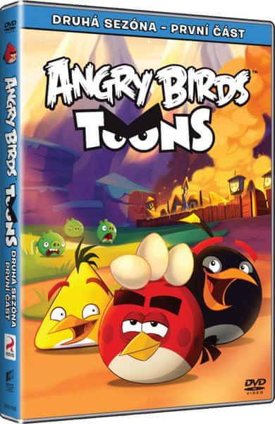 Angry Birds: Toons (2. série, první část) - DVD