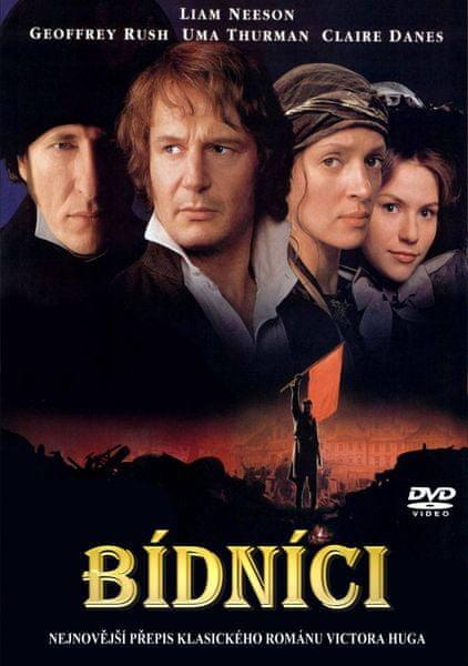 Bídníci (1998) - DVD