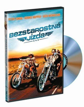 Bezstarostná jízda - DVD