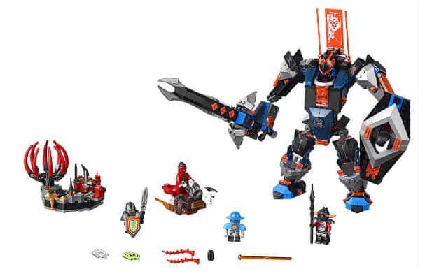 LEGO® Nexo Knights 70326 Robot černého rytíře