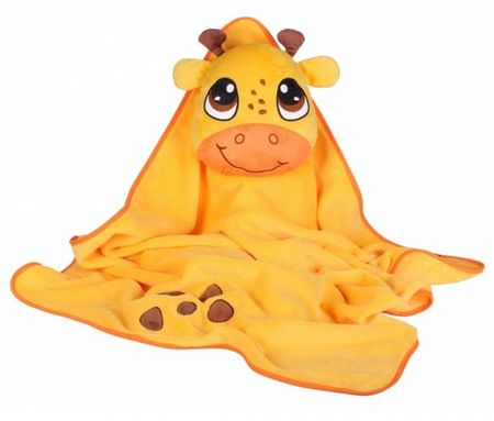 Okiedog Kocyk z poduszką - Żyrafa