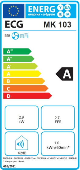 ECG klimator MK 103