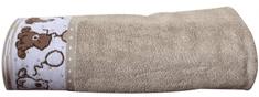 Greno Dětská osuška Sweet Bear 70x125 cm