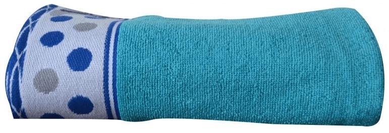 Greno Dětská osuška Šarpej 70x125 cm, modrá
