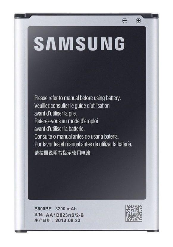 Samsung EB-B800BE Samsung baterie Li-Ion 3200mAh (Bulk) 13737