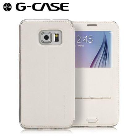 G-case preklopna torbica za Galaxy S7 Edge G935, bela