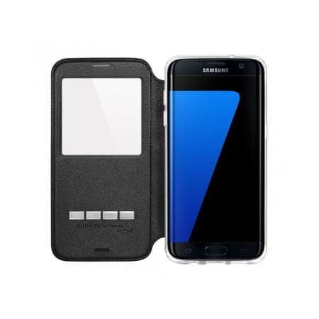 G-case preklopna torbica za Galaxy S7 Edge G935, črna