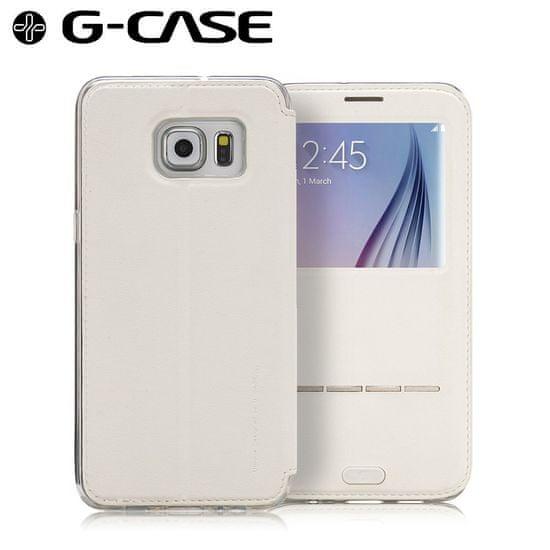 G-case preklopna torbica za Galaxy S7 G930, bela