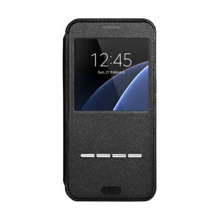 G-case preklopna torbica za Galaxy S7 G930, črna