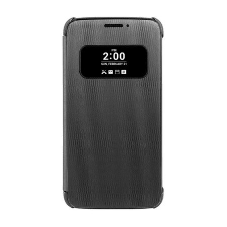 LG preklopni ovitek Flip Cover za LG G5 CFV-160, titan