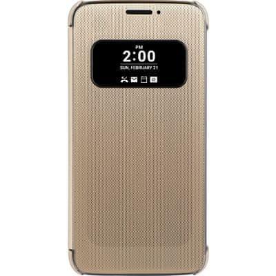 LG preklopni ovitek Flip Cover za LG G5 CFV-160, zlat