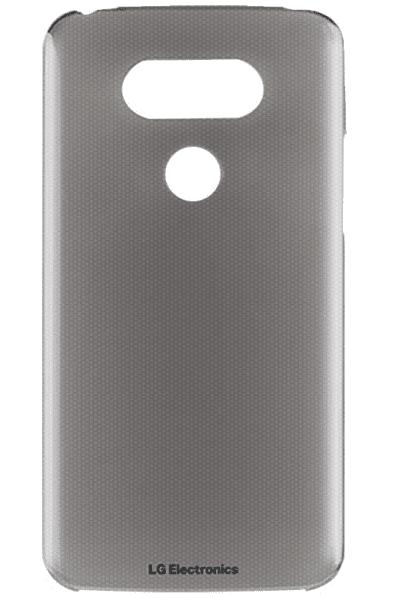 LG CSV-180 ochranný zadní kryt Titan pro H850 G5 (EU Blister)