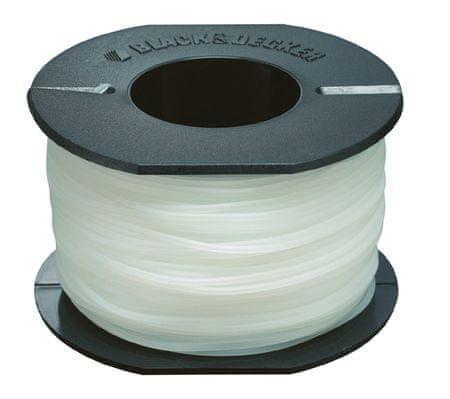 Black+Decker Náhradná struna Reflex 1,5mm/50m
