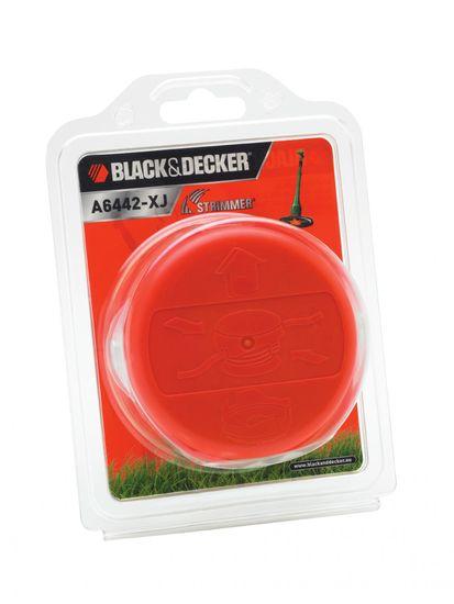Black+Decker zapasowa żyłką REFLEX PLUS z pokrywą 1,5mm/2x6m